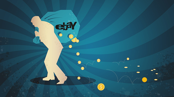 Ecommerce Shops and Marketplaces Stole eBay Sales and Profits