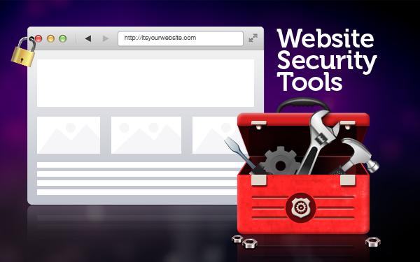 website security tools