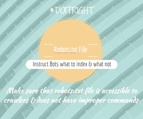 Robot.txt file