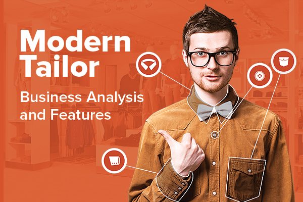 Cash in on Popularity of Custom Clothing with Your Own ModernTailor Clone Script