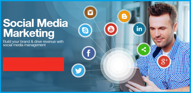 Become social media Marketer