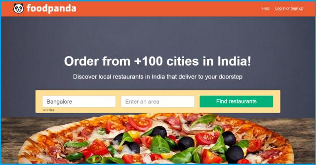 Online Food Business Plan  Online Restaurant Business Plan For An  Customs Clearing Agent Business Plan