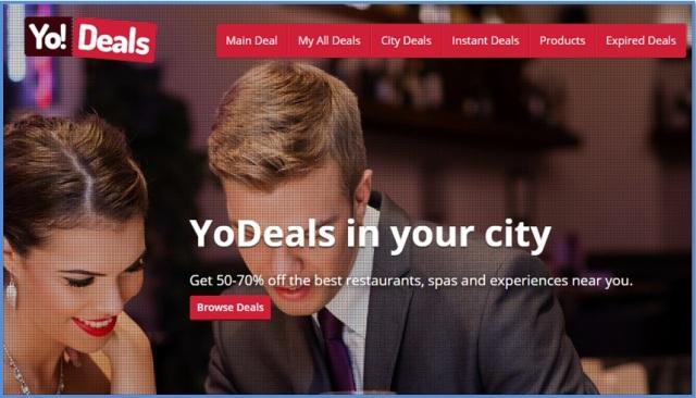 Daily Deal Portal