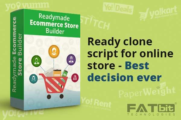 Why ecommerce clone scripts are better than building online stores from scratch?