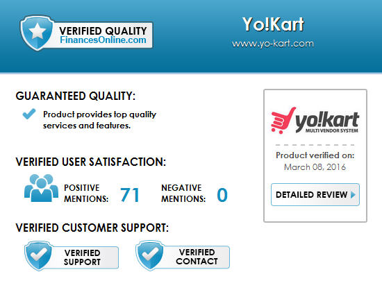 Yo!Kart Reviews Overview, Pricing and Features