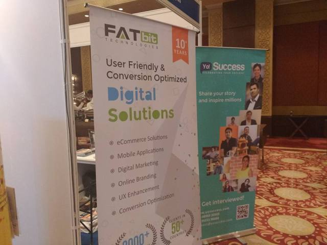 FATbit Technologies participating in the 2015 edition of TiEcon Delhi